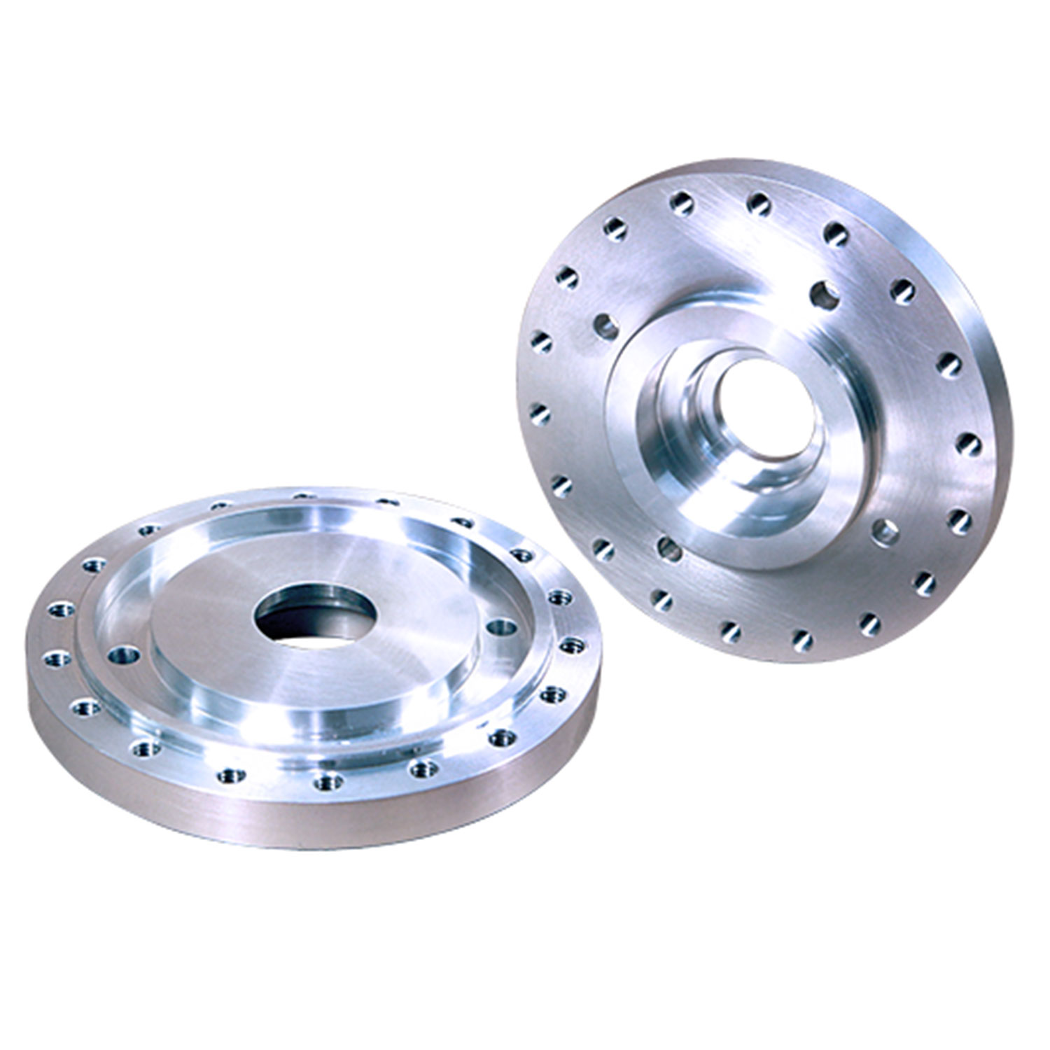 Machined Aluminum
